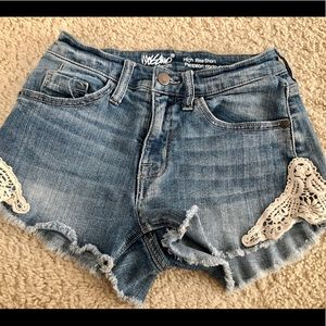 Women's Mossimo Jeans Shorts
